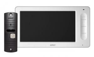 Комплект видеодомофон ARNY AVD-7005