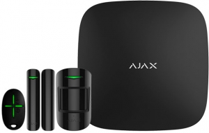 Ajax StarterKit black_