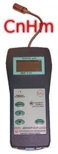 Переносной газоанализатор метана (CH4) Дозор-С-П
