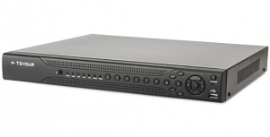 NVR видеорегистратор Tecsar NVR 24CH1H-FHD