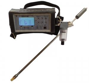 Переносной многокомпонентный автомобильный газоанализатор  Дозор-С-М-xА