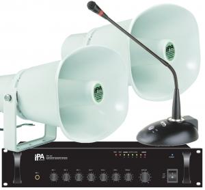 Комплект системы оповещения 60 Вт