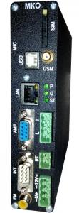 МКО-1Т модуль управления оповещением
