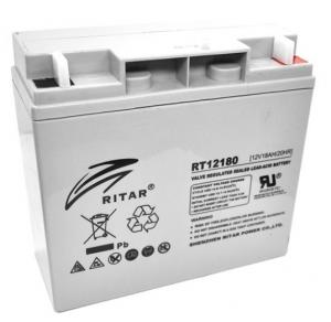 Аккумуляторная батарея RITAR RT12180