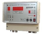 Сигнализатор-анализатор газов Дозор-С
