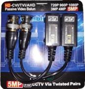 SVS-AHD4000B комплект приемопередатчики пассивные