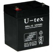 Аккумулятор U-tex NP4.5-12