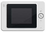 Комплект видеодомофон DigiGuard DG-435P4 + вызывная панель