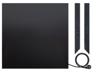 Отопительная панель HYBRID Black