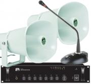Комплект системы оповещения 60 Вт - IPA-60