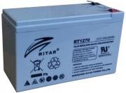 Аккумуляторная батарея RITAR RT1270 (12В, 7Ач)