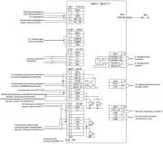 Схема подключения МКО-1Т