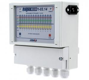 Сигнализатор газа Варта 1-03.14М MODBUS RTU