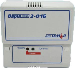 Газоанализатор метана Варта 2-01Б бытовой