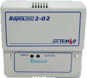 Газоанализатор угарного газа Варта 2-02 бытовой