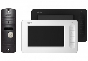 Комплект видеодомофон ARNY AVD-4005