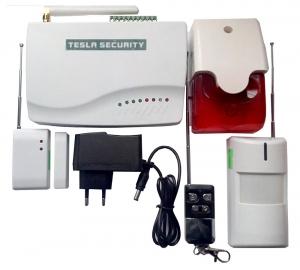Сигнализация GSM-550Full Tesla Security