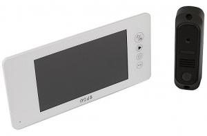 Комплект видеодомофон NOUS NV8 + вызывная панель