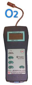 Переносной газоанализатор кислорода Дозор-С-П-O2