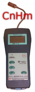 Переносной газоанализатор метана Дозор-С-П