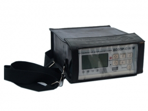 Двухкомпонентный переносной сигнализатор газа Дозор-С-М-2