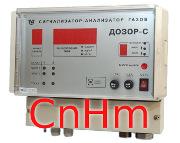 Газоанализатор паров бензина Дозор-С стационарный
