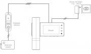 Схема подключений NOUS NV5