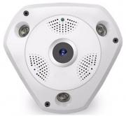 IP камера P4 панорамная 360