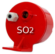 Датчик оксида серы ИПЦ-SO2 для Дозор-С-Ц