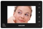 Видеодомофон Kocom KCV-A374 (black)